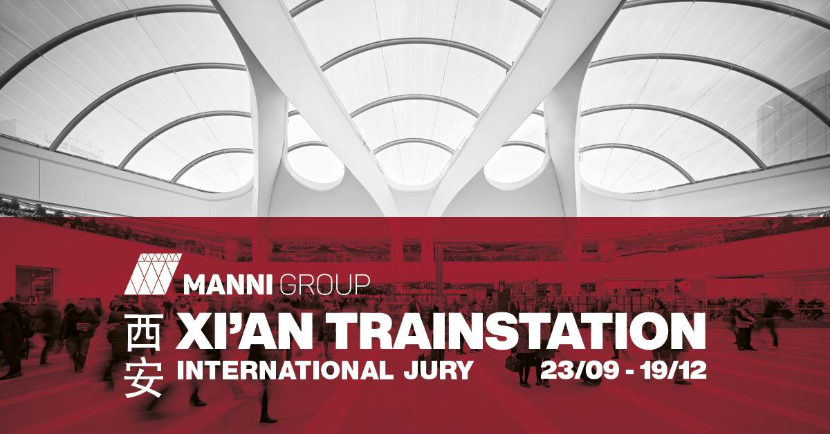"""La giuria dello """"Xi'An Train Station"""" Contest: un'occasione di confronto con archistar internazionali"""